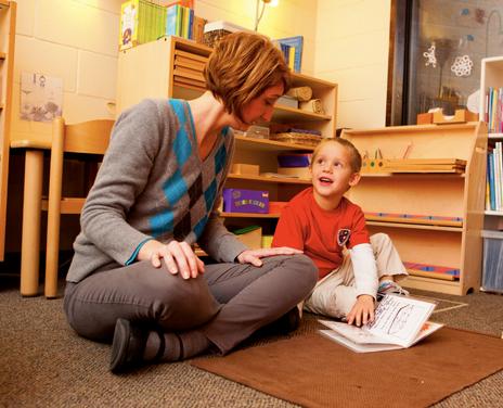Montessori-Mum