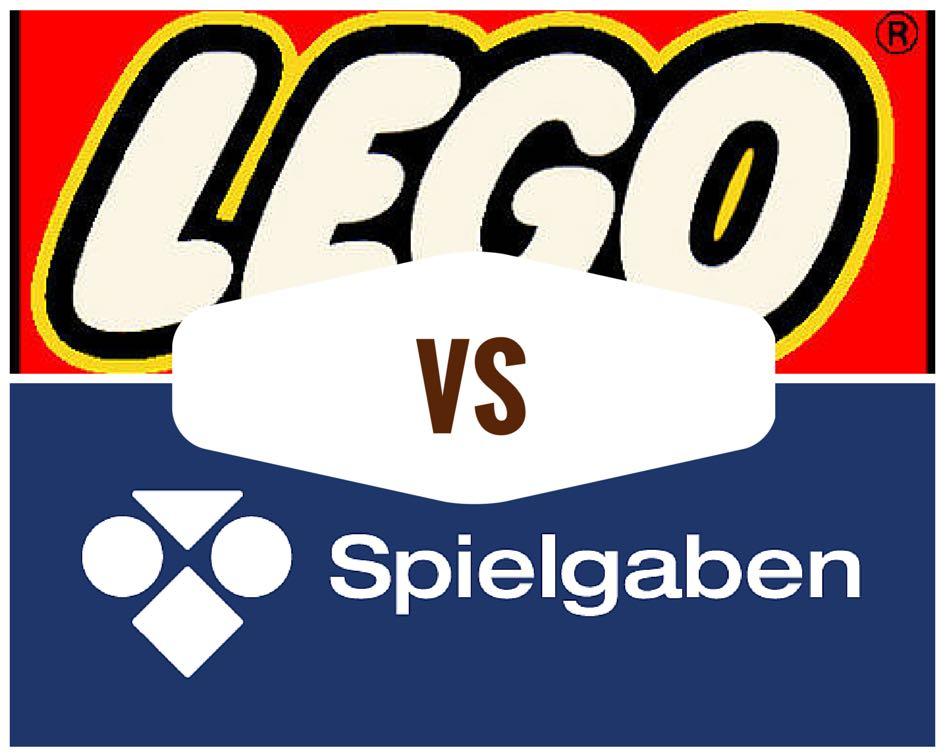 Lego vs Spielgaben