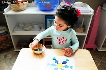 Montessori Winter Activities with Spielgaben