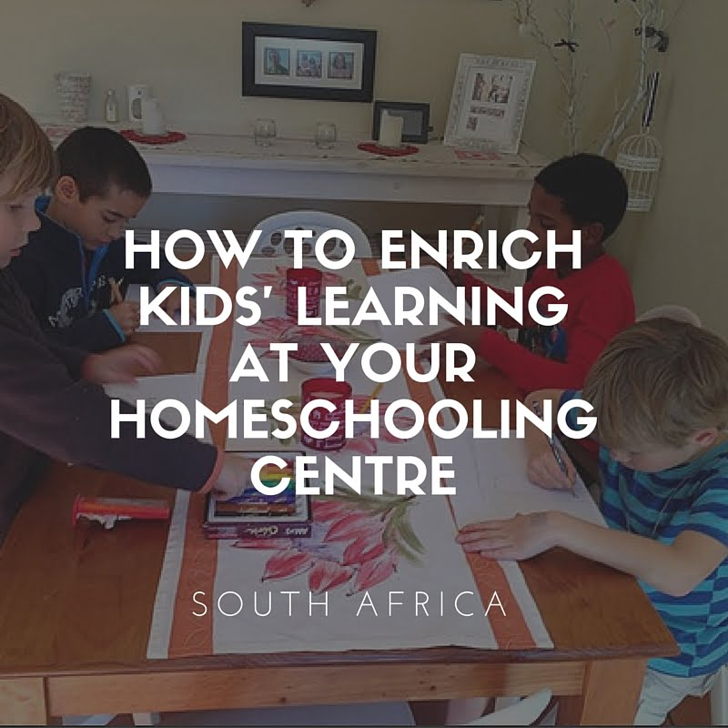 How to enrich kid's learning