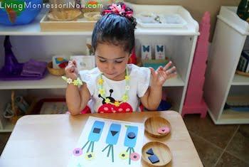 Montessori Inspired Spring Activities