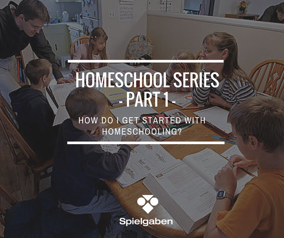 How to Start Homeschooling-Part 1