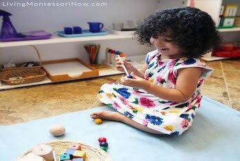 Montessori-Inspird Homeschooling