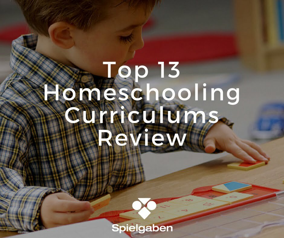 Top 13 Homeschooling Curriculums