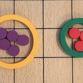 2 jars puzzle-step-1