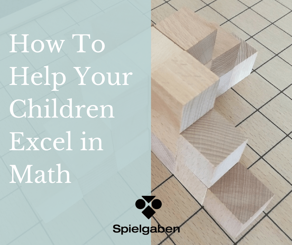 How to help your children excel in Math