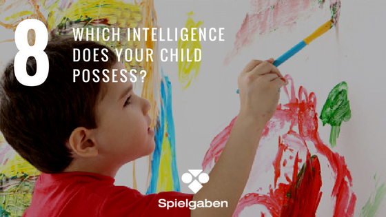 Which Intelligence Does Your Child Possess