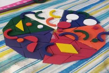 Spielgaben Geometry Pizza