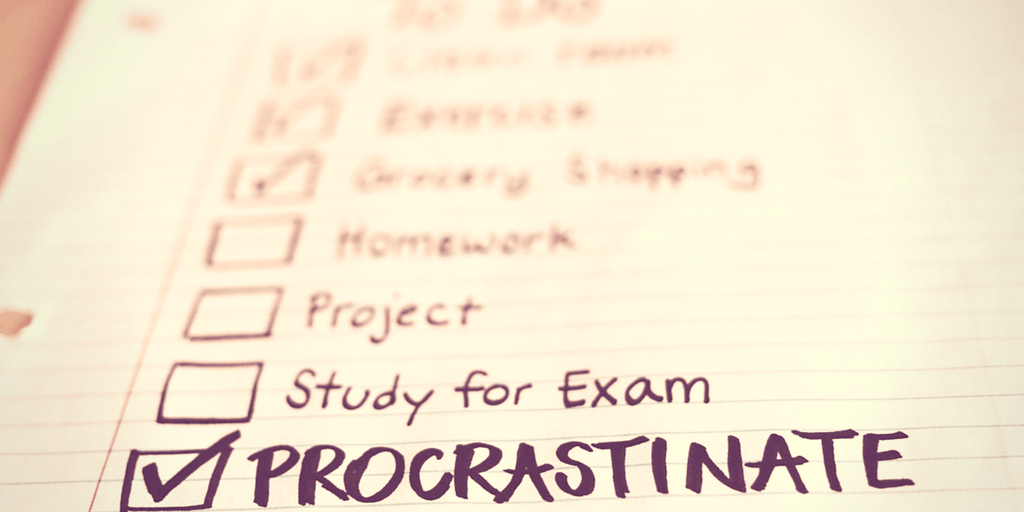 Declare War on Procrastination