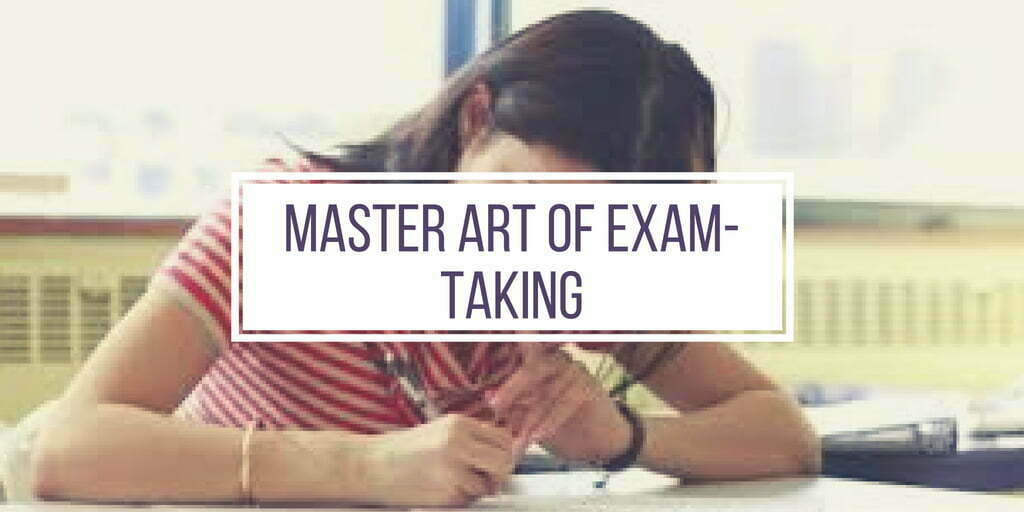 Master Art of Exam-Taking