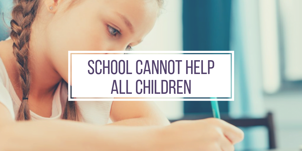 School cannot help all children